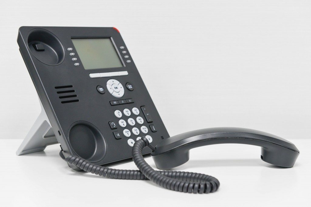 PABX and VOIP phone