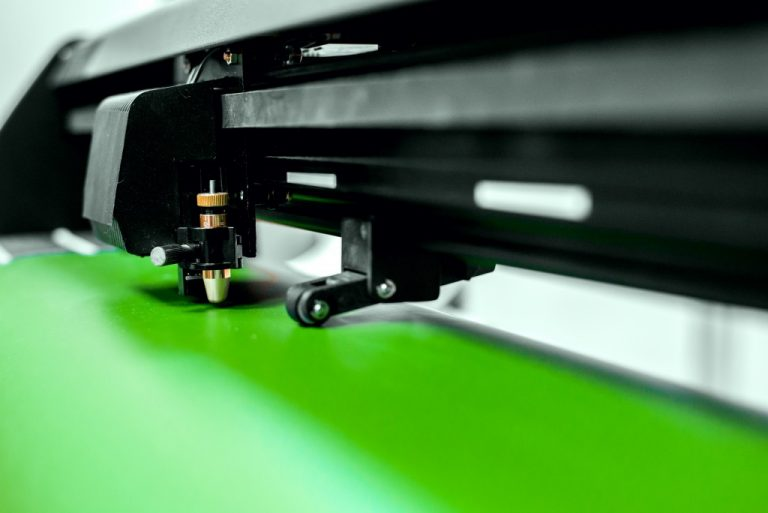 Printer printing something large